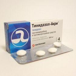 Препарат Тинидазол - от чего лечит и как принимать