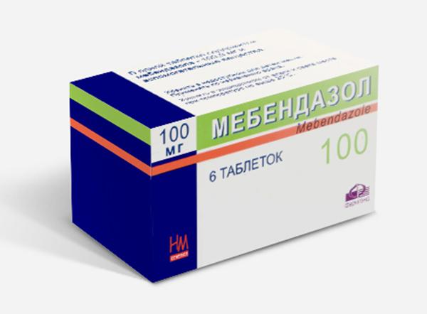 Мебендазол - аналог альбендазола