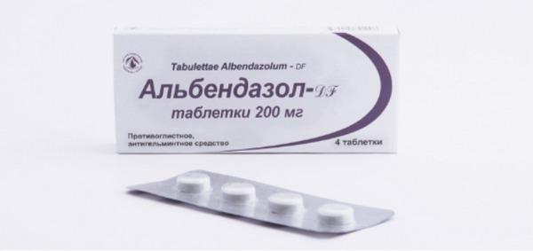 Один из наиболее популярных препаратов от власоглава