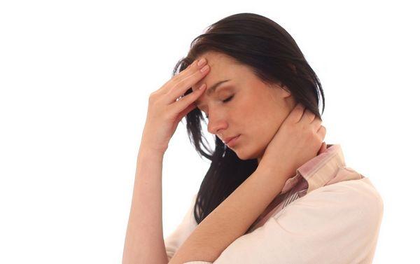 Возможный побочный эффект - головная боль