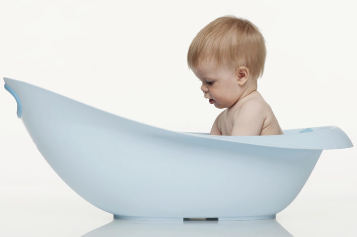 Внимание личной гигиене ребенка