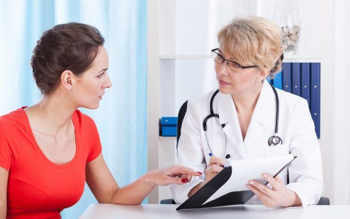 В любом случае требуется консультация врача