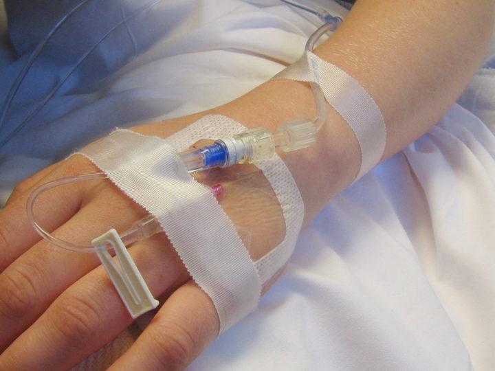 Капельница для терапии лейшманиоза