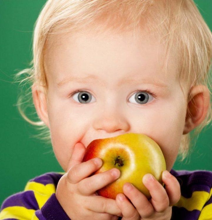 Употреблять в пищу только мытые продукты